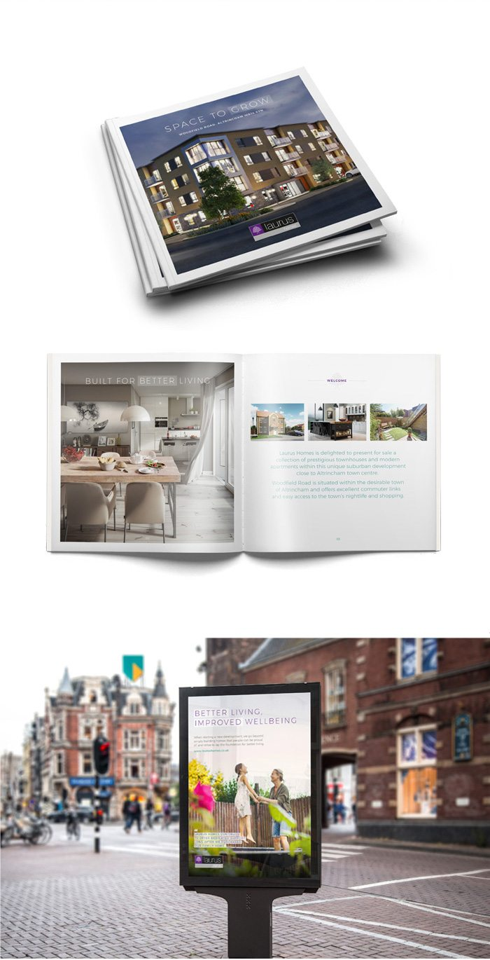 Trafford Housing Laurus collateral