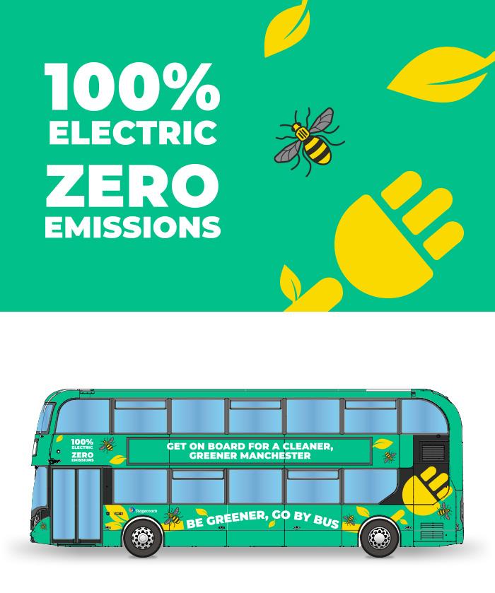 Electric bus design